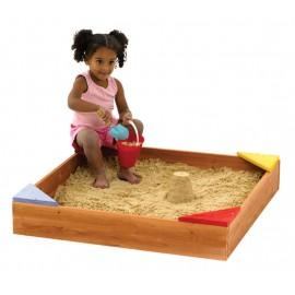 Junior Træ Sandkasse