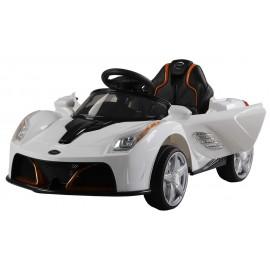 Speedcar el-bil til børn m/fjernbetjening