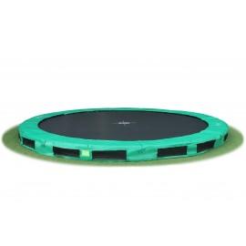 EXIT InTerra Round - trampolin til nedgravning