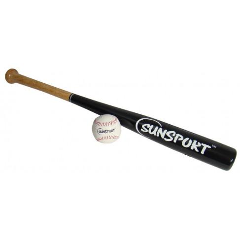 Baseball bat & bold