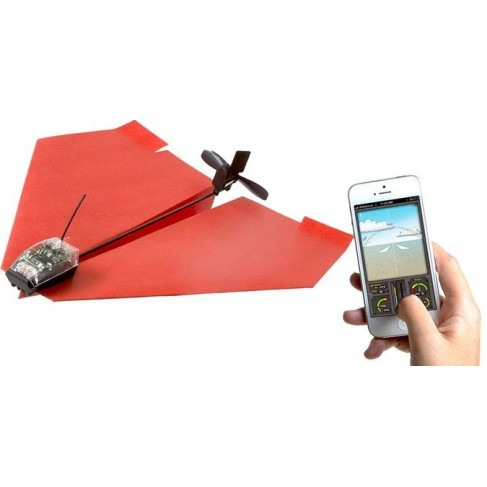 Fjernstyret papirflyver PowerUp 3.0