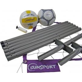 Volleybold & fodboldtennis sæt