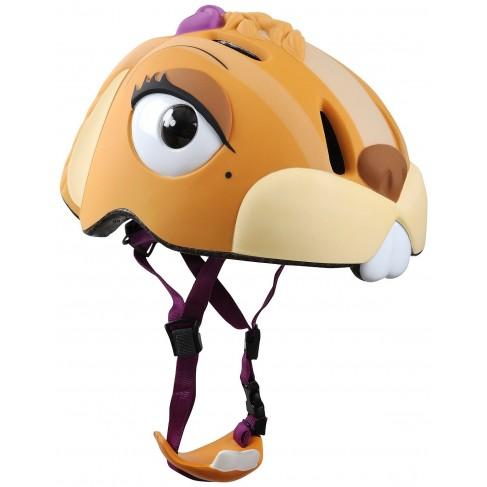 Chipmunk cykelhjelm fra CrazySafety