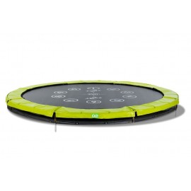 Twist Inground - rund trampolin (EXIT)