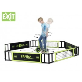 Exit Rapido Foot-Skills-Trainer (Hexagon rebounder)