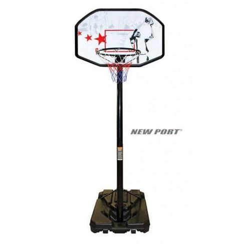 New Port Pro Basketstander