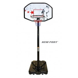 New Port Pro Basketstander