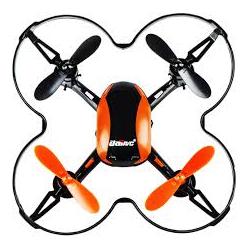 Fjernstyret drone - UDI U839 Nano RC Quadcopter