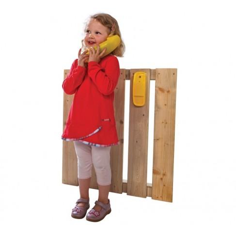 Telefon til legehus