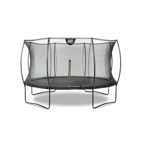 Silhouette rund trampolin (EXIT)