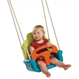 Baby / junior gynge stol og sæde - 3-i-1