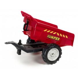 Falk Toys Dumper - anhænger til pedaltraktor