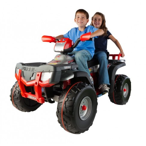 Polaris Sportsman 850 Silver EL-ATV 24V
