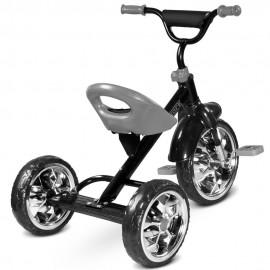 York trehjulet cykel - grå