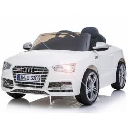 Audi S5 Cabriolet ELBil 12V m/2.4G fjernbetjening