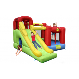 6 in 1 Play Center - HappyHop Hoppeborg
