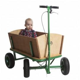 Axi trækvogn / strandvogn med bremse