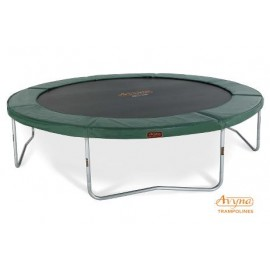 Jumpfree Royal Ø4,3 - Rund trampolin