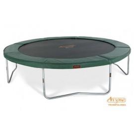 Jumpfree Royal Ø4,3 - Rund trampolin