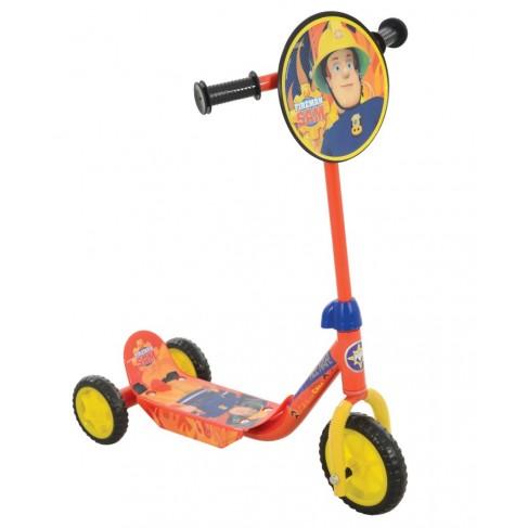 Brandmand Sam trehjulet løbehjul