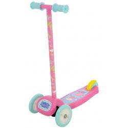 Gurli Gris 'Tilt and Turn' trehjulet løbehjul