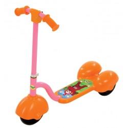 Teletubbies Po trehjulet løbehjul med lyd
