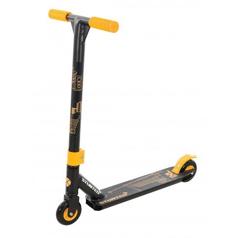 Stunted Urban XL Trickløbehjul - Gul