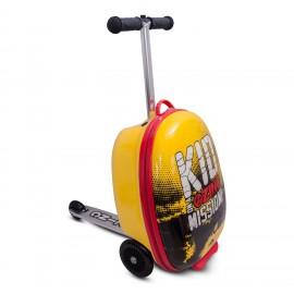 Løbehjulskuffert - Zinc Flyte