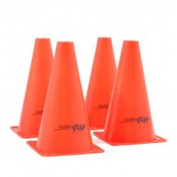 4 orange kegler