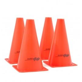 Kegler orange 4 stk. - 22 cm