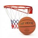 Basketkurv med bold - My Hood