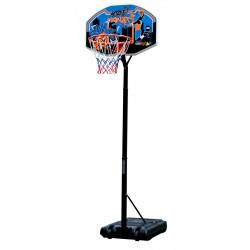 Family basketstander - justerbar og mobil