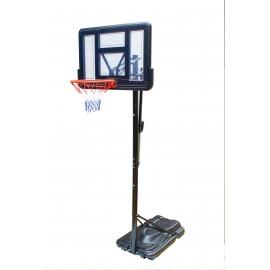 Basketstander Pro - justerbar og mobil