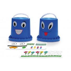 Gå spande med klistermærker – BS Toys