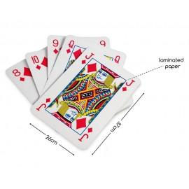 Kæmpe kortspil – BS Toys