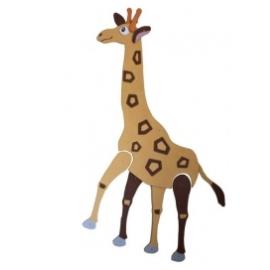Klatregiraffen fra Makak