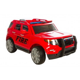 AZENO 12V SUV Politi/Brandvæsen