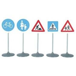 Trafikskilte sæt - Klein