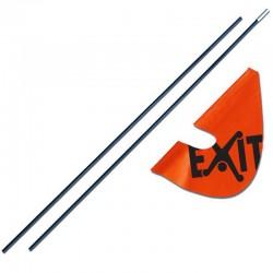 Flag til Foxy og Spider