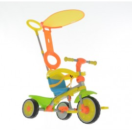 Grow and Go Deluxe - 3-i-1 3-hjulet cykel
