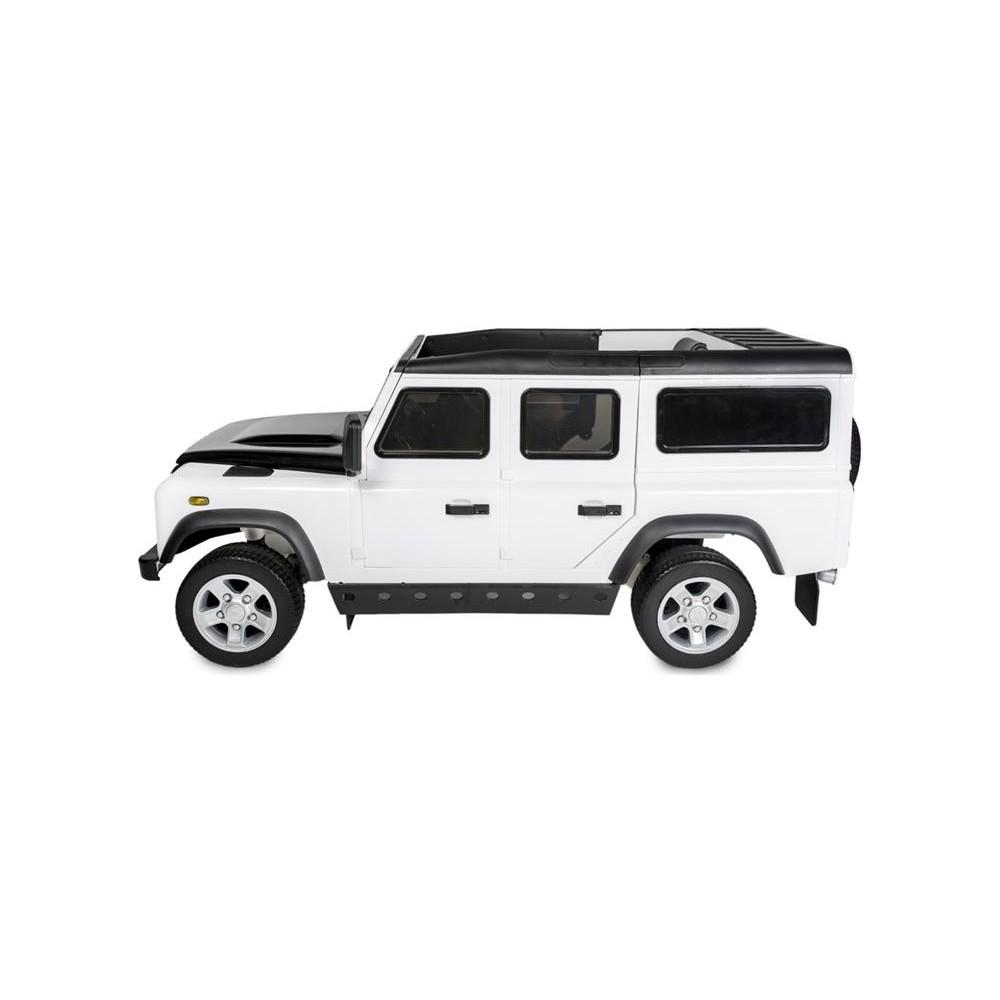 Land Rover Defender For Sale Nc: Land Rover Defender 12V Elbil Til Børn Med Fjernbetjening