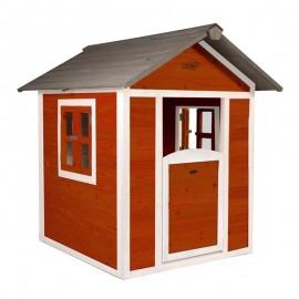 Sunny Lodge legehus - Scandinavian Red