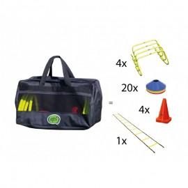 AXI sportstaske inkl. udstyr