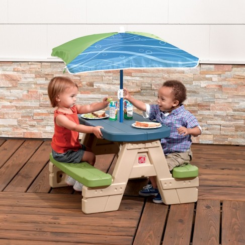 Sit & Play Picnicbord fra Step2