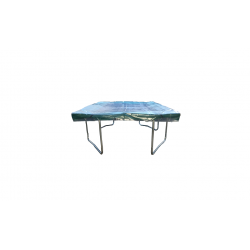 Etan premium weathercover til inground trampoliner - transparent