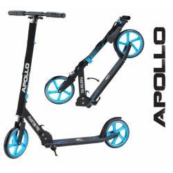 Apollo Phantom 200 mm Løbehjul - blå