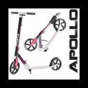Apollo Phantom 200 mm Løbehjul - pink