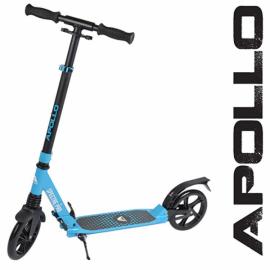 Apollo Spectre 200 mm løbehjul - blå