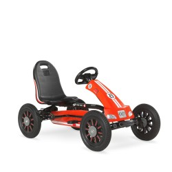 EXIT Spider Race go-kart - rød