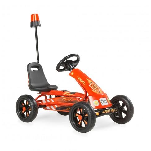 EXIT Foxy Fire go-kart - brandbil